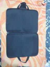 Troco capa de bolça pra notebook e eu volto 20 reais no carregador pra note tipo c