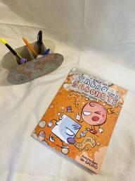 Livro infantil a briga do sabao com o sabonete novissimo