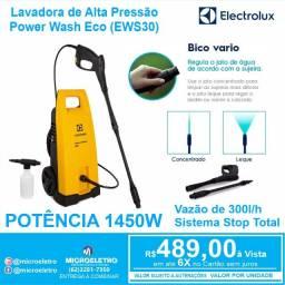 Título do anúncio: Lavadora de Alta Pressão  Power Wash Eco (EWS31) Electrolux