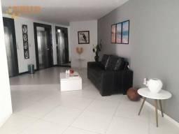 Apartamento com 1 dormitório, 37 m² - venda por R$ 240.000 ou aluguel por R$ 1.800/mês - c