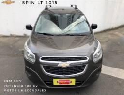 Spin LT 2015 com GNV