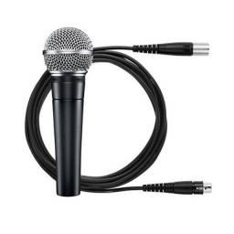 Microfone com fio SM-58 (novo)