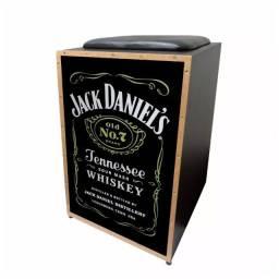 Cajon Eletrico Jack Daniel's
