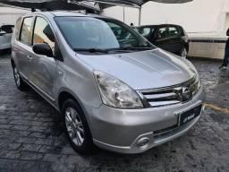 Nissan Livina S 1.8 AT, Automatico, Bancos de Couro, Apenas 68 mil km