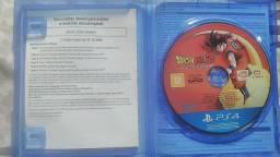 Jogo de PS4 mídia física