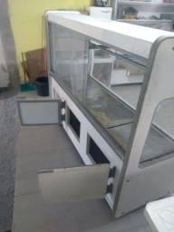 Refrigerador para mercados e açougues..
