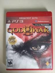 God of War 3 Ps3 Mídia Fisica