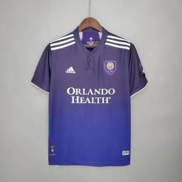 Título do anúncio: Orlando City Camisa I 21/22
