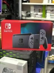 Título do anúncio: Nintendo switch 32gb gray modelo novo  !!!