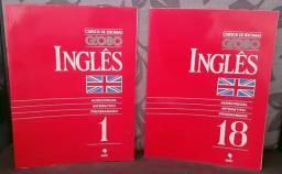 curso de inglês coleção