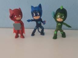 PJ Masks três personagens