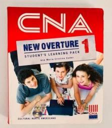 Livro Didático de Inglês Cna - New Overture 1