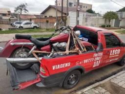 Guincho de motos leco atendo todo Brasil 24 horas