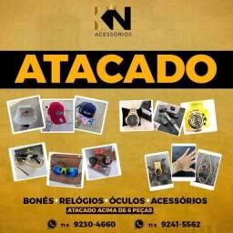 Santarém R$ 20 Atacado- Relógios- Corrente- Óculos- Bonés- Enviamos para Todo Brasil