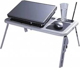 Mesa Portátil para Notebook c/ cooler
