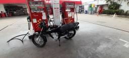 Título do anúncio: Vendo moto Fan 125