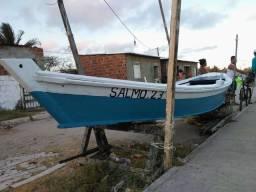 Barco novo, e material de alta qualidade.