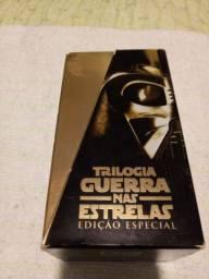 Para colecionadores - Box trilogia original em VHS