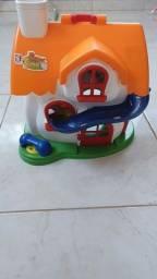Título do anúncio: Brinquedo educativo Casinha