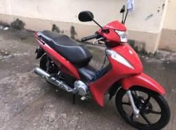 Vendo moto Honda biz 2012 - 2012