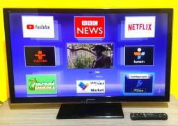 "SMART TV 42"" PANASONIC LED (INTERNET ViA CABO)"
