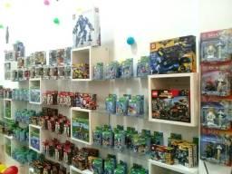 Vendo lote de brinquedo lego * novo