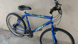 Bicicleta aro 24 Samy 18 marchas semi nova
