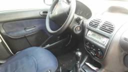 Peugeot 206 ano 2002 modelo 2003 - 2002