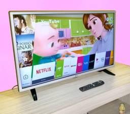 """SMART TV LG 32"""" POLEGADAS Com NOTA"""