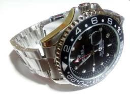 bd5931ff75b Relógio Masculino Aço De Pulso Rolex Submariner - Barato