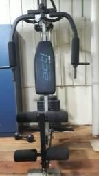 Máquina completa de musculação 800 reais