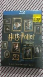 Box coleção harry Potter completa