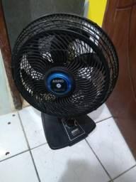 Ventilador turbo com repelente