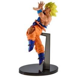 Action Figure Dragon Ball Z Goku Super Sayajin 2 Soltando Kamehameha SSJ 2 Original