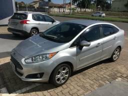 New Fiesta Se 1.6 automático 2015 - 2015