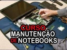 Curso Completo Manutenção Notebook
