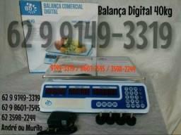 Balança comercial eletrônica de 40 kilos