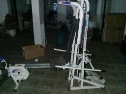 Estação De Musculação Athletic Way