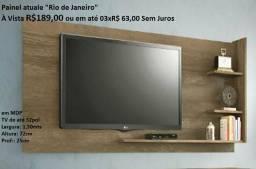 Lindos paineis p/ tv precos apartir de $189 reais
