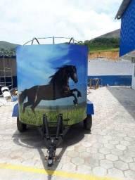 Carreta de Cavalo