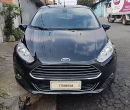 Ford Fiesta Titanium - Automático - Impecável - *Barato* !!! - 2014