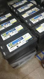 Bateria para som estacionária 150 AH