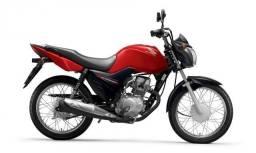 Honda Cg FAN 125 KS - 2018