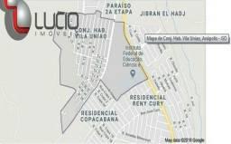 Lote no Conjunto Habitacional Vila União