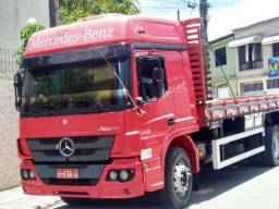 Mercedes Atego 2426 Teto Alto, completo - 2013