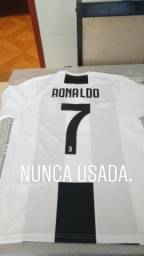 Vendo camisa do cr7