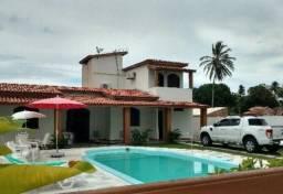 Linda casa de praia na ilha de Itaparica