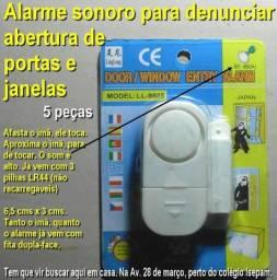 Alarme portas e janelas