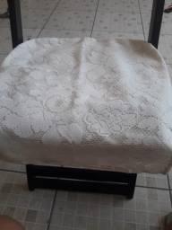 Vendo capas p/ cadeiras de ferro