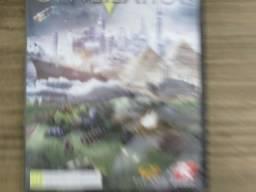 Jogo Civilization 5 - original com manual em Portugues, PC